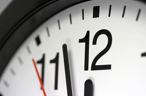 Тщательно планируйте время обучения