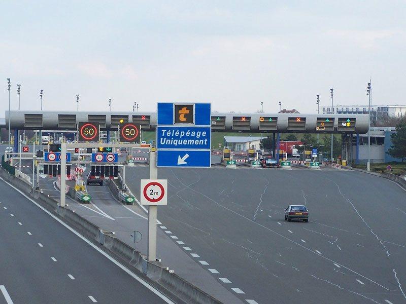 Платные дороги РФ не будут отличаться от европейских
