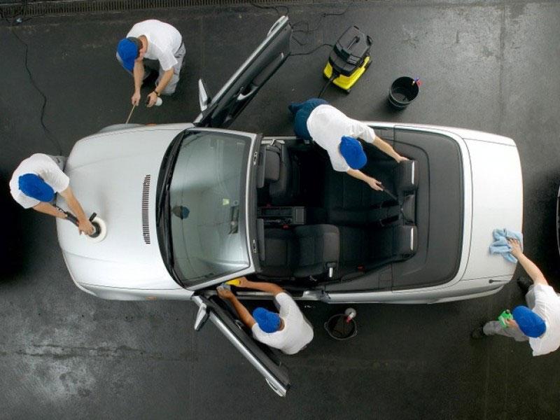 Перед продажей автомобиль необходимо подготовить
