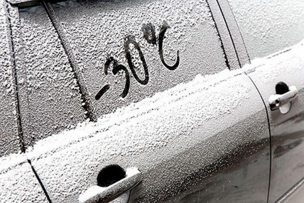 Нужно правильно подготовить автомобиль к зиме