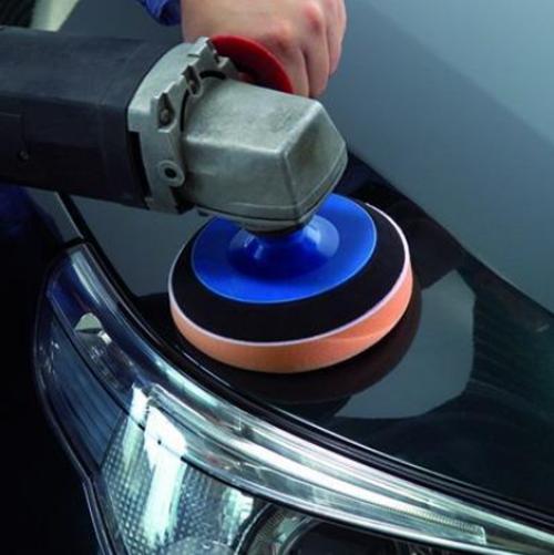 Полировка кузова перед весенним потеплением позволит продлить срок службы лакокрасочного покрытия