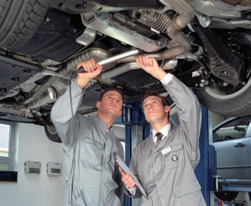 Диагностика подвески и обслуживание обязательный атрибут подготовки автомобиля к весне