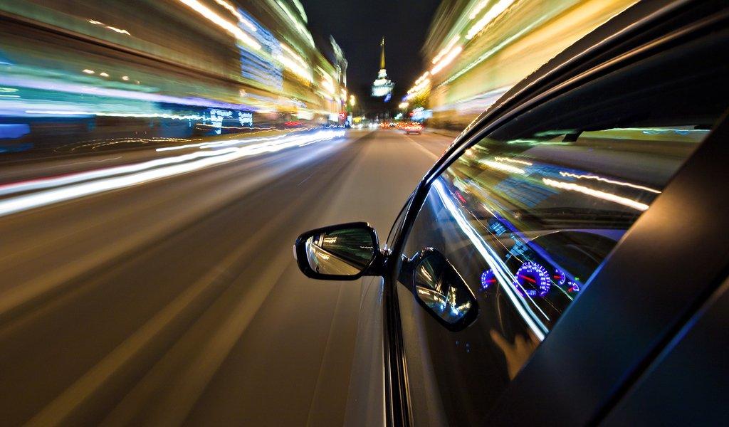 Перед выездом обязательно проверьте световые приборы и стекла автомобиля