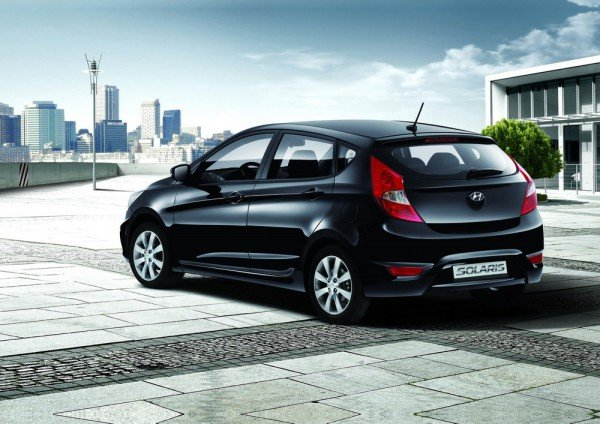 Купить Hyundai Solaris за 600000