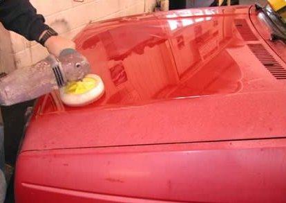Шлифовальная машинка – упростит и значительно ускорит процесс