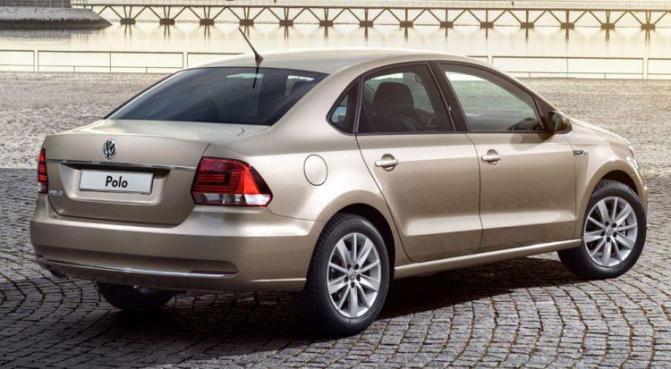 Volkswagen Polo (Фольксваген Поло) Седан