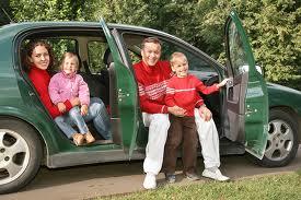 Автомобилем могут пользоваться несколько человек, например оба супруга