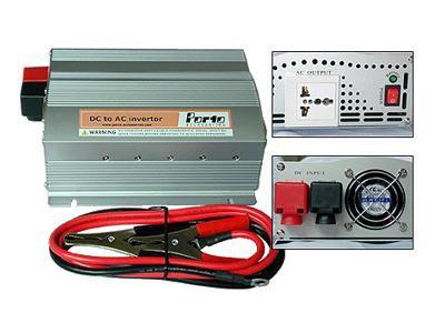 Porto HT-E-600 - простой и практичный инвертор