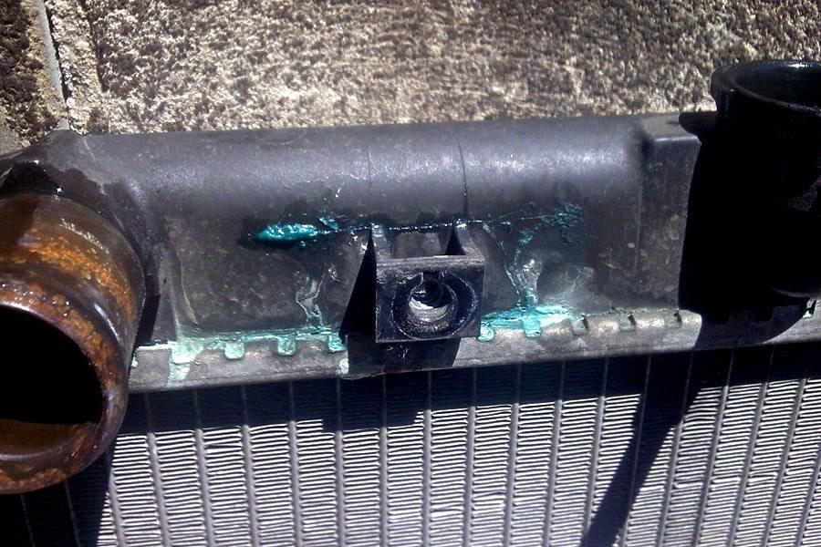 Отремонтировать радиатор автомобиля своими руками