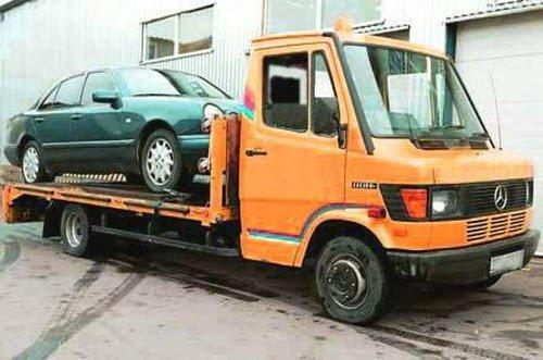 Если машину повредили – составляйте акт