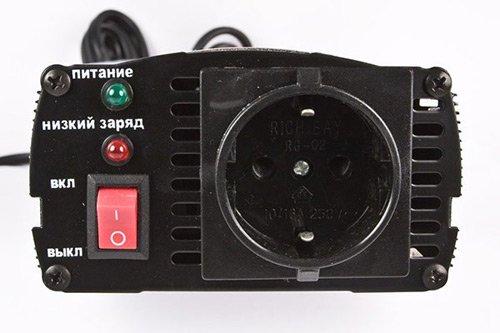 Небольшой и практичный инвертор Powermate-003 Tamaks