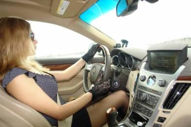 Настройте в автомобиле все под себя - чтобы вождение не утомляло Вас