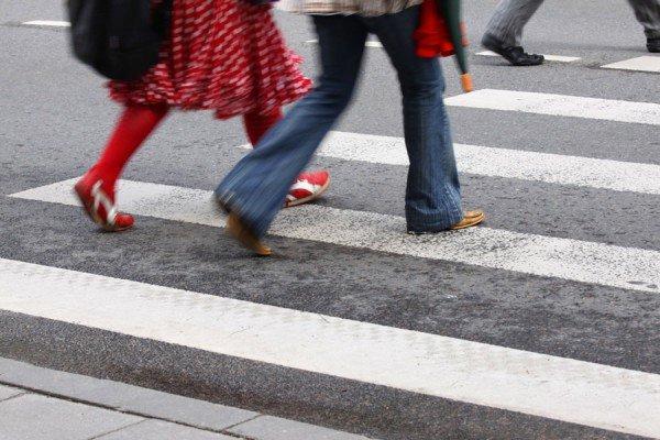 Преимущество пешехода перед водителем