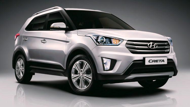 Hyundai Creta 2016-2017 года - новый конкурент в классе кроссоверов
