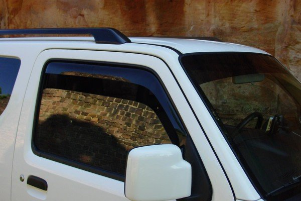 Приоткрытое окно от запотевания