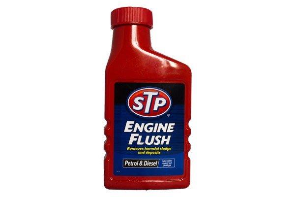 Присадка в масло для промывки двигателя