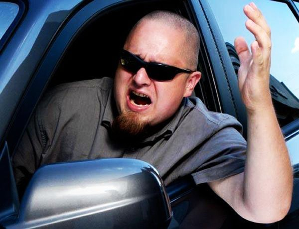 Во время стояния в пробке у водителей ухудшается здоровье