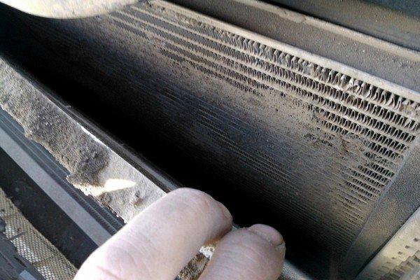 Промывка автомобильного кондиционера