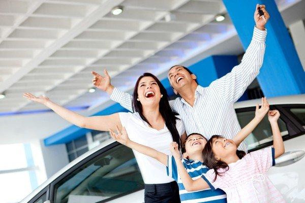 Сколько семей владеют авто