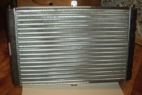 Радиатор на ВАЗ 2114