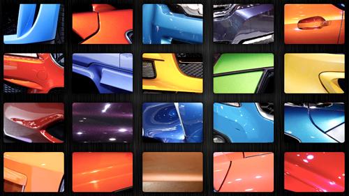 Широчайшая палитра доступных оттенков позволит выбрать безопасный цвет для вашего авто