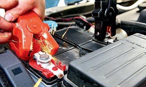 Автозапуск предотвратит разрядку аккумулятора