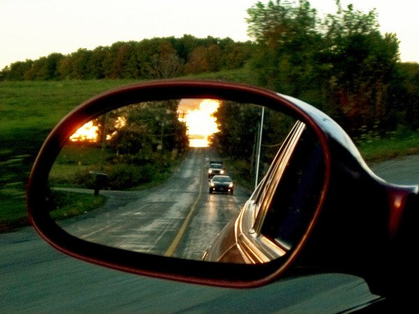 регулировка зеркал автомобиля