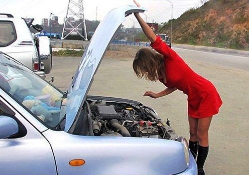 Нужно быть готовым провести мелкий ремонт в пути