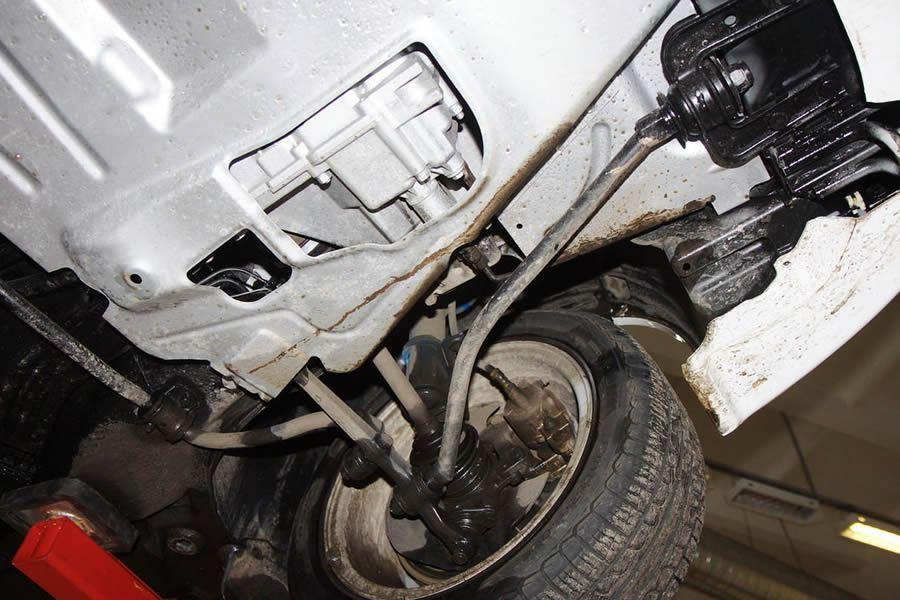 Ваз 2106 ремонт своими руками подвеска
