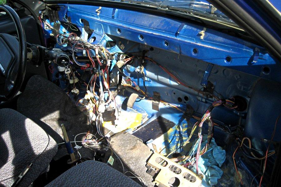 ремонт рулевой рейки своими руками ланос