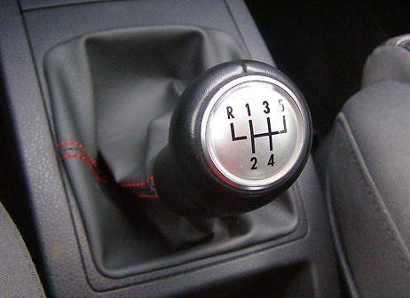 Рычаг переключения механической коробки передач