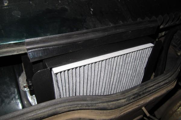 Салонный фильтр ВАЗ 2110
