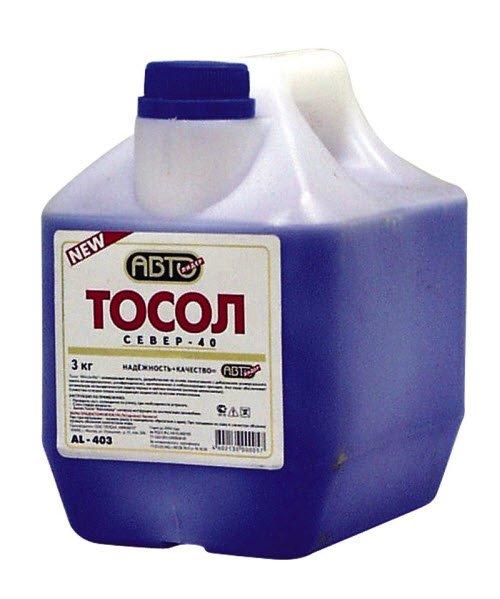 ТОСОЛ – самая известная жидкость