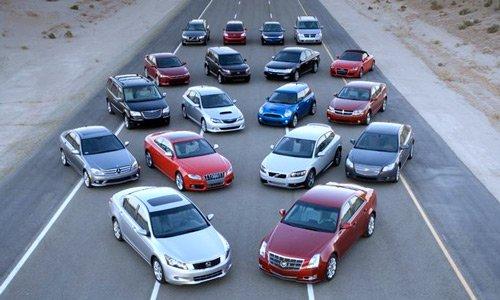 Много автомобилей представлено на рынке сегодня, но самых популярных среди них не очень много