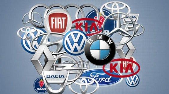 В России продается масса разнообразных автомобилей