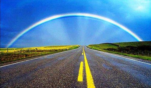 Счастливого пути и удачи на дороге!