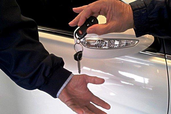 Покупка автомобиля физлицами и юрлицами