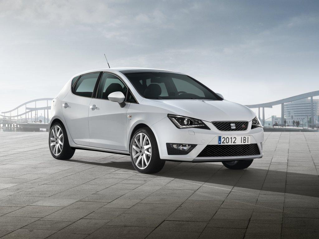 Seat Ibiza - автомобиль для молодых водителей