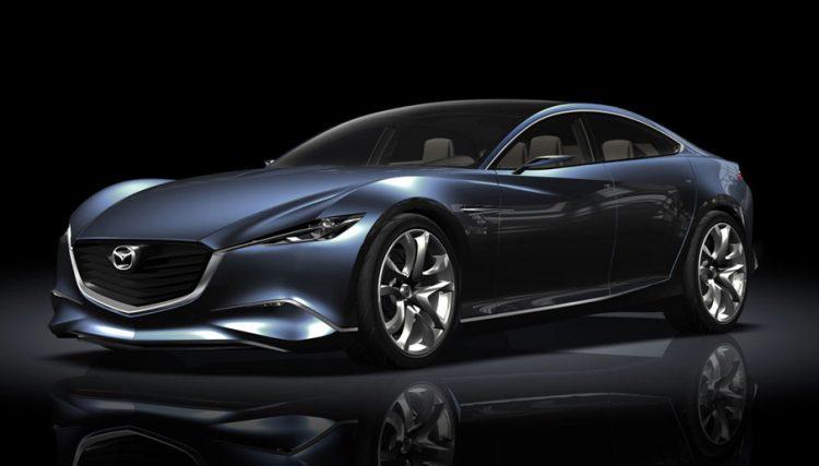 Концепт Mazda Shinari
