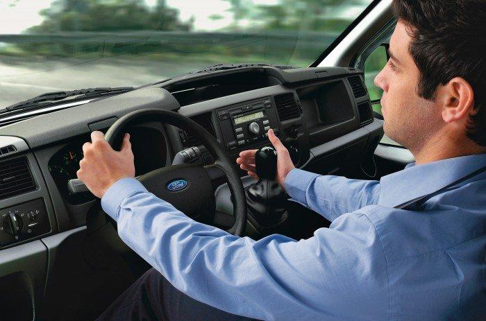 Правильная посадка за рулем - залог Вашего здоровья