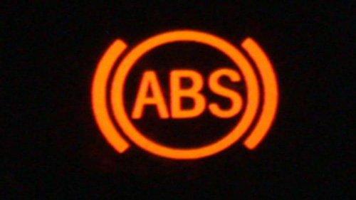 Индикатор работы ABS
