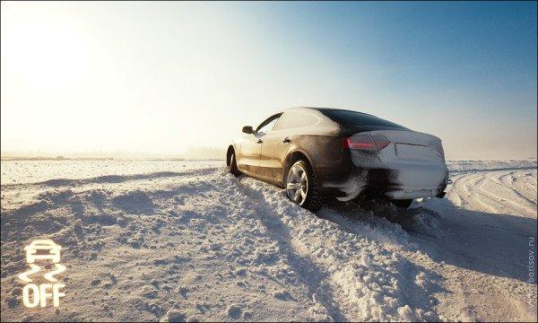 система стабилизации автомобиля
