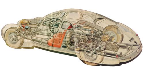 Современный автомобиль – сложная совокупность систем для комфортного передвижения