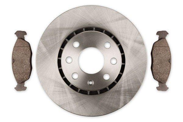 Тормозной диск тормозные колодки