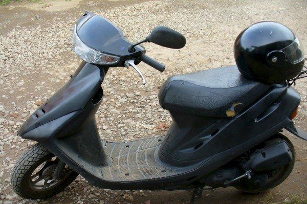 Скутер для деревни