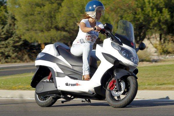 Скутер для города