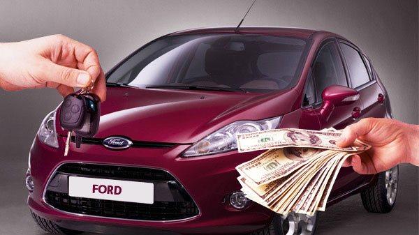 Основная причина - продажа автомобиля
