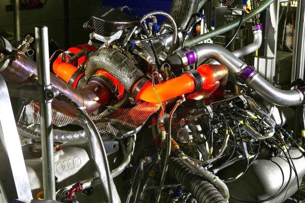 системы полного привода Audi