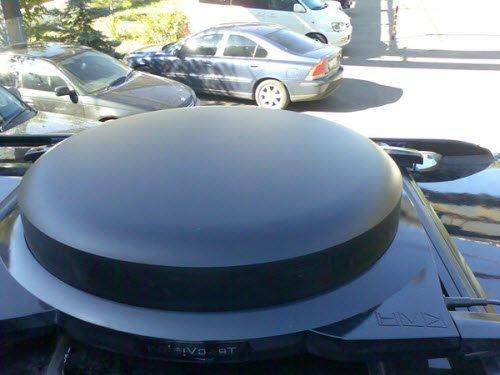 Спутниковая антенна для автомобиля