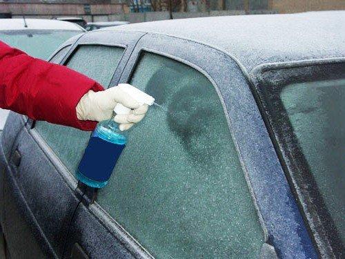 В зимнее время нужны специальные средства